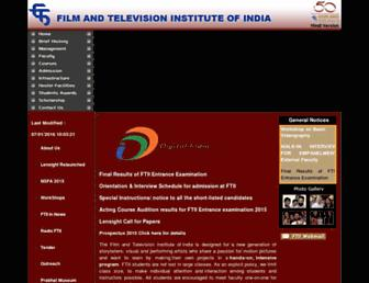 ftiindia.com screenshot
