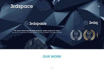 3rdspace.com.au screenshot