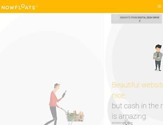 Thumbshot of Nowfloats.com