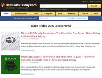 Thumbshot of Bestblackfriday.com