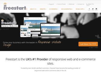 Thumbshot of Freestart.com