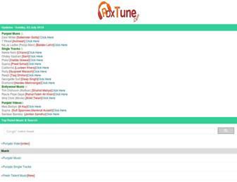 rdxtune.com screenshot
