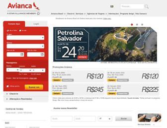 Thumbshot of Avianca.com.br