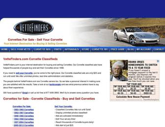 vettefinders.com screenshot