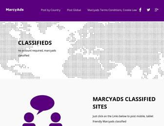Thumbshot of Marcyads.com