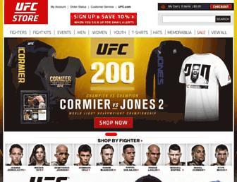 Thumbshot of Ufcstore.com