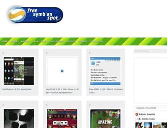 freesymbianspot.blogspot.com screenshot