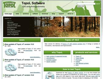 topol.eu screenshot