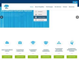 shapeblue.com screenshot