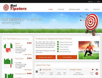 Thumbshot of Bet-tipsters.com