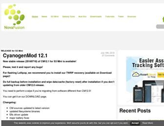 novafusion.pl screenshot