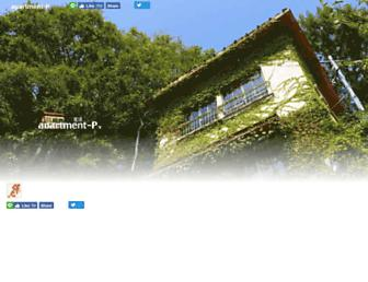 Main page screenshot of apap.co4.jp