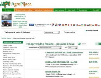 agropijaca.com screenshot
