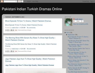 onlinedramascine.blogspot.com screenshot