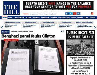 Thumbshot of Hillnews.com