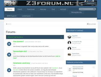 Thumbshot of Z3forum.nl