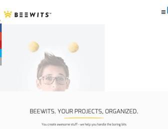 beewits.com screenshot