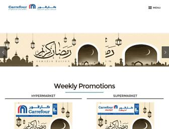 Thumbshot of Carrefourksa.com