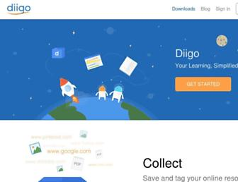 Thumbshot of Diigo.com