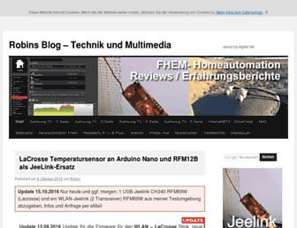 blog.moneybag.de screenshot