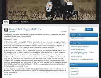 nflonline.info screenshot