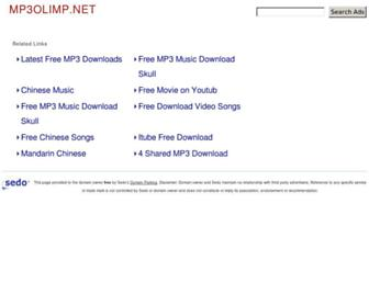 mp3olimp.net screenshot