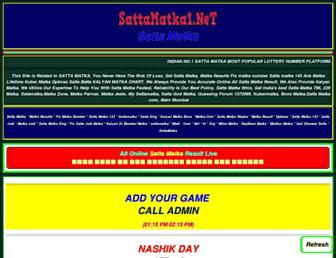 indianmatka.net screenshot