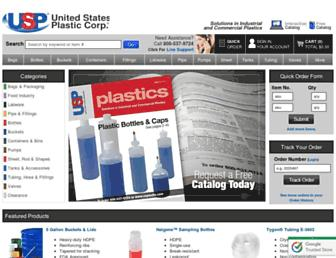 Thumbshot of Usplastic.com