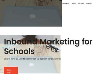 schneiderb.com screenshot