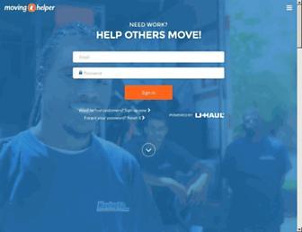movinghelper.com screenshot
