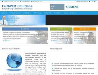faithplm.com screenshot