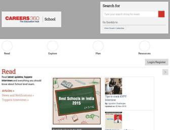 school.careers360.com screenshot