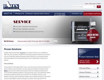 apexfa.com screenshot