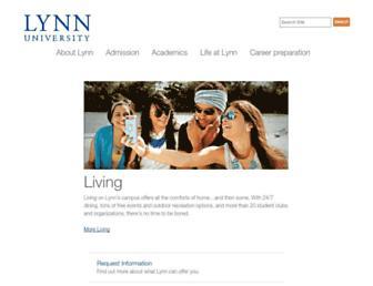 Thumbshot of Lynn.edu