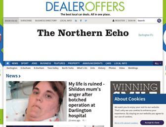 Thumbshot of Thenorthernecho.co.uk