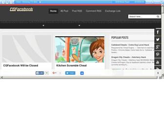 cgfacebook.blogspot.com screenshot