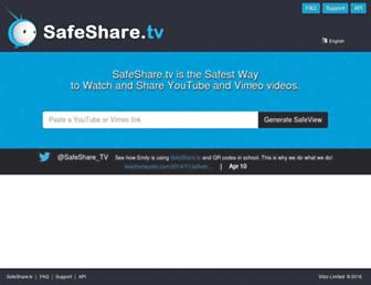 Fullscreen thumbnail of safeshare.tv