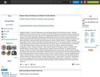 antonetteqml.skyrock.com screenshot
