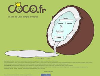 Thumbshot of Coco.fr