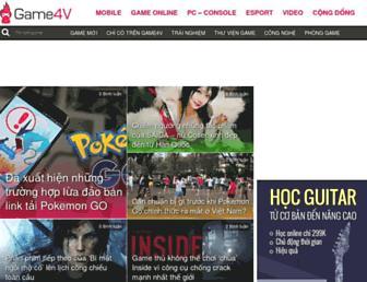 game4v.com screenshot