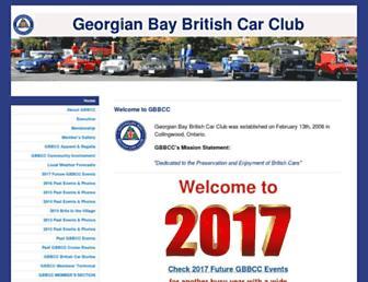 gbbcc.com screenshot