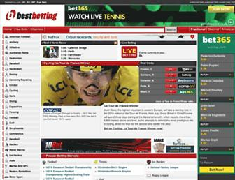 Thumbshot of Bestbetting.com