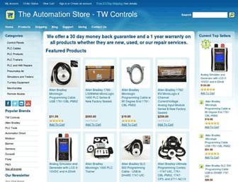 theautomationstore.com screenshot
