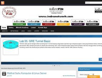 blog.indranetwork.com screenshot