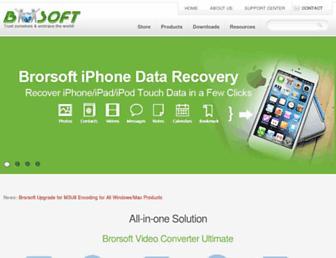 brorsoft.com screenshot