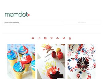 Thumbshot of Momdot.com