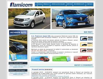 flamicom.ro screenshot