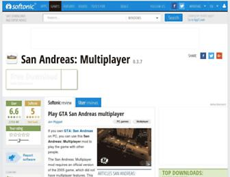 san-andreas-multiplayer.en.softonic.com screenshot