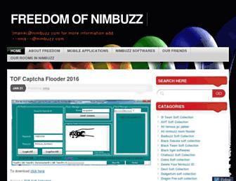 freedom003.wordpress.com screenshot