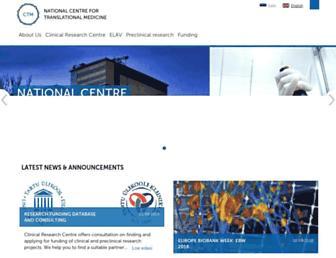 ctm.ee screenshot